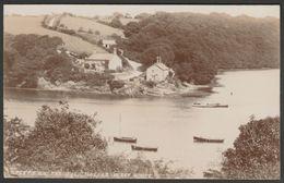 Malpas Ferry House, Near Truro, Cornwall, 1912 - Bragg RP Postcard - Other