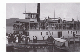 SS KLONDIKE, STERNWHEELER, Whitehorse, YUKON, YK, CA, CANADA, CANADIAN POSTCARD POST CARD, Carte Postale - Yukon