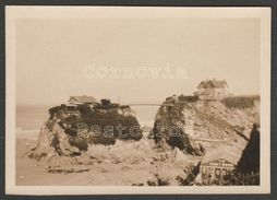 Newquay, Cornwall, 1920s - Two Photographs - Places