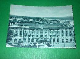 Cartolina Riccione - Grand Hotel 1955 - Rimini