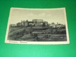Cartolina Bardassano ( Torino ) - Panorama 1954 - Italia
