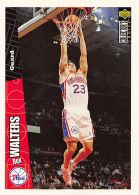 Rex Walters - Upper Deck 1996-97 Collector's Choice - N.119 - Singles (Simples)