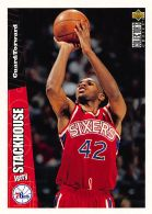 Jerry Stackhouse - Upper Deck 1996-97 Collector's Choice - N.122 - Singles (Simples)