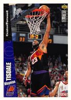Wayman Tisdale - Upper Deck 1996-97 Collector's Choice - N.124 - Singles (Simples)