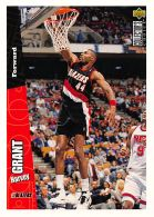 Harvey Grant - Upper Deck 1996-97 Collector's Choice - N.128 - Singles (Simples)