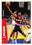Buck Williams - Upper Deck 1996-97 Collector's Choice - N.132 - Singles (Simples)