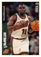 Nate McMillan - Upper Deck 1996-97 Collector's Choice - N.143 - Singles (Simples)
