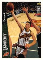 Detlef Schrempf - Upper Deck 1996-97 Collector's Choice - N.145 - Singles (Simples)
