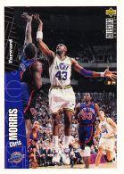 Chris Morris - Upper Deck 1996-97 Collector's Choice - N.153 - Singles (Simples)