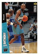 Greg Anthony - Upper Deck 1996-97 Collector's Choice - N.157 - Singles (Simples)