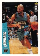 Blue Edwards - Upper Deck 1996-97 Collector's Choice - N.158 - Singles (Simples)