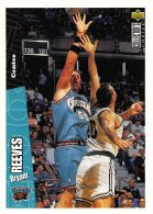 Bryant Reeves - Upper Deck 1996-97 Collector's Choice - N.159 - Singles (Simples)