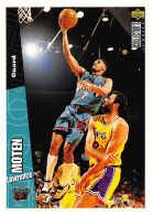 Lawrence Moten UER - Upper Deck 1996-97 Collector's Choice - N.161 - Singles (Simples)