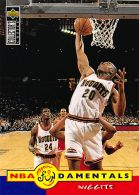 LaPhonso Ellis FUND - Upper Deck 1996-97 Collector's Choice - N.172 - Singles (Simples)