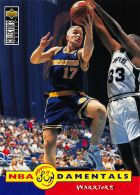Chris Mullin FUND - Upper Deck 1996-97 Collector's Choice - N.174 - Singles (Simples)