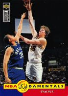Rik Smits FUND - Upper Deck 1996-97 Collector's Choice - N.176 - Singles (Simples)