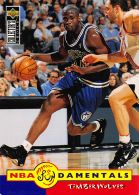 Isaiah Rider FUND - Upper Deck 1996-97 Collector's Choice - N.181 - Singles (Simples)