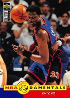 Patrick Ewing FUND - Upper Deck 1996-97 Collector's Choice - N.183 - Singles (Simples)