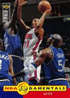 Ed O'Bannon FUND - Upper Deck 1996-97 Collector's Choice - N.182 - Singles (Simples)