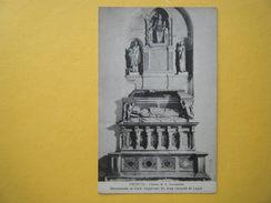 ORVIETO. L'Eglise Saint Dominique. Le Monument Du Cardinal Guglielmo De Bray Par Arnolfo Di Lapo. - Italie