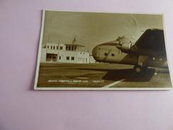 AIRPORT / FLUGHAFEN / AEROPORT      FERRYFIELD / LYDD  BRISTOL FREIGHTER - Aerodrome