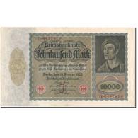 Allemagne, 10,000 Mark, 1922, KM:70, 1922-01-19, TTB - [ 3] 1918-1933: Weimarrepubliek