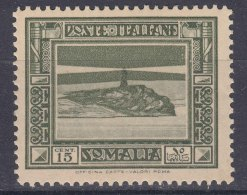 Italy Colonies Somalia 1935 Sassone#216 Mint Hinged - Somalie