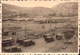 Indochine, Camp Militaire, Legion, Croix Rouge, A Identifier     (bon Etat)  Dim: 10 X 7. - Guerre, Militaire