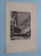 Les Fables De La Fontaine - LE RAT DE VILLE ET LE RAT DES CHAMPS - Oudry ( Nouvelles Galeries Bordeaux / Voir Photo ) !! - History