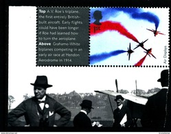 GREAT BRITAIN - 2008  1st  CLASS  AIR DISPLAYS  LITHO   EX  SMILERS   MINT NH - 1952-.... (Elisabetta II)