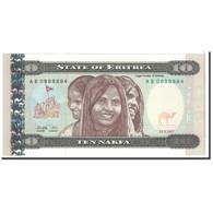Eritrea, 10 Nakfa, 1997, 1997-05-24, KM:3, NEUF - Erythrée