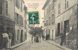 POISSY BOULEVARD DE LA SEINE 78 - Poissy