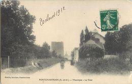 PONTCHARTRAIN MAUREPAS LA TOUR 78 - France
