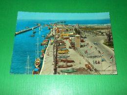 Cartolina Riviera Di Rimini - Panorama Del Porto Canale 1960 Ca - Rimini