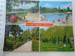 D151371 Yugoslavia -Hotel ADRIA  -ANKARAN - Hotels & Gaststätten