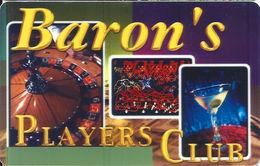 Eltron Card Printer - Sample Card - Casino Cards