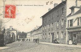 MAULE BOULEVARD PAUL BARRE 78 - Maule