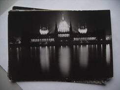 Hongarije Ungarn Magyar Budapest Parliament By Night - Hongarije