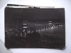 Hongarije Ungarn Magyar Budapest Illuminated Danube Embankment - Hongarije