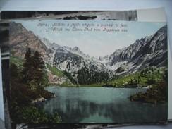 Hongarije Ungarn Magyar Tatra Old - Hongarije