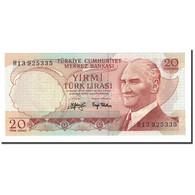 Turquie, 20 Lira, 1974, KM:187a, NEUF - Turchia