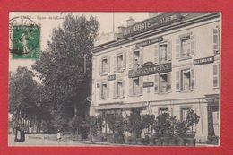 Lure  --  Square De La Gare - Lure