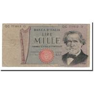 Italie, 1000 Lire, 1969-1981, KM:101d, 1975-08-05, B - [ 2] 1946-… : République