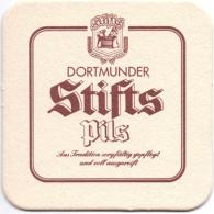 #D060-167 Viltje Dortmunder Stifts-Bier 93 Mm - Sous-bocks