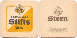 #D060-174 Viltje Dortmunder Stifts-Bier 93 Mm - Sous-bocks