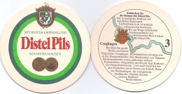 #D060-221 Viltje Distelhausen - Beer Mats