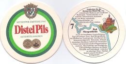 #D060-223 Viltje Distelhausen - Beer Mats