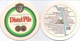 #D060-224 Viltje Distelhausen - Beer Mats