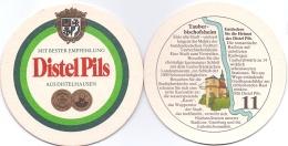 #D060-225 Viltje Distelhausen - Beer Mats
