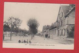 Héricourt  --  Place Des Ecoles - Andere Gemeenten